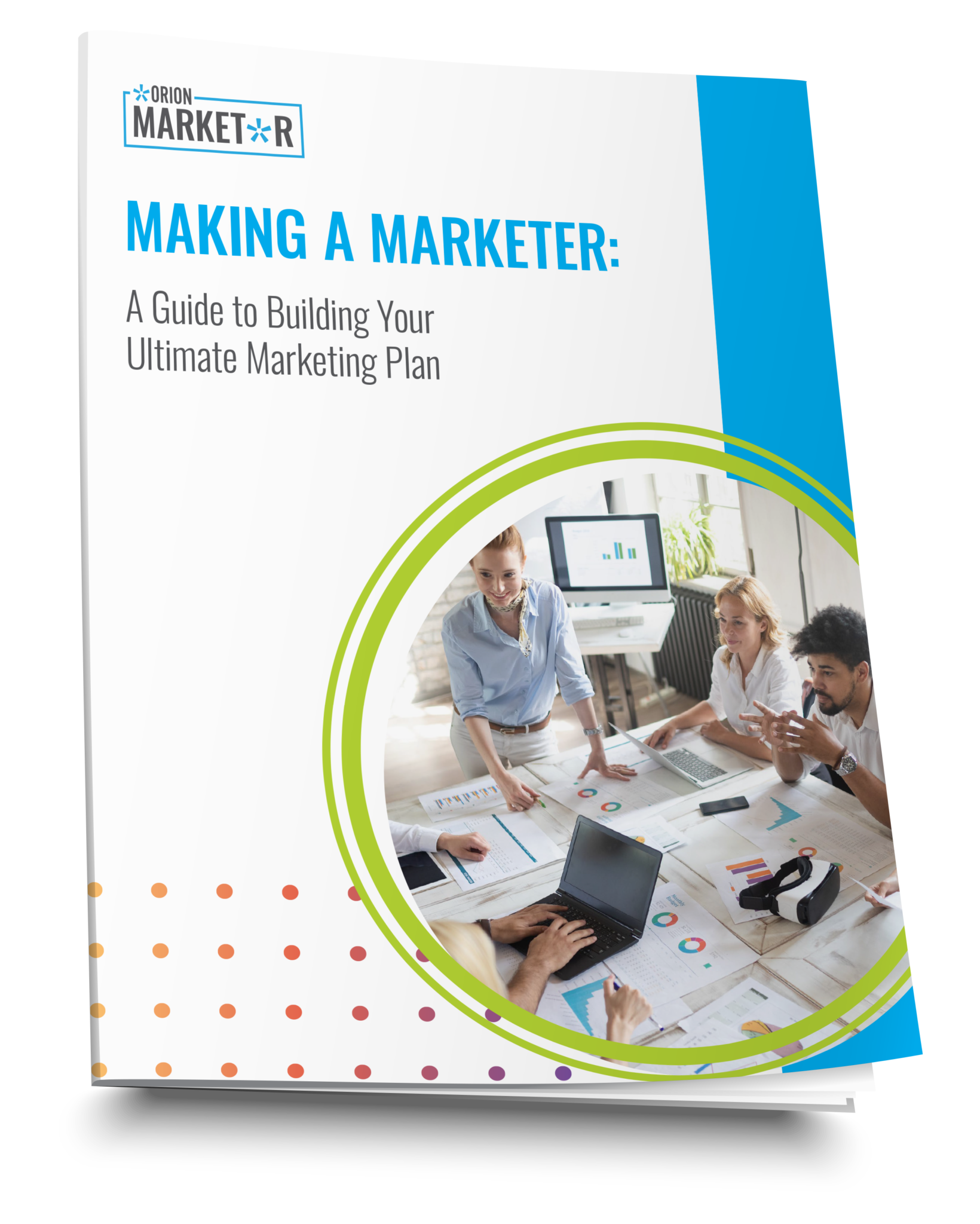 A guide to building your ultimate marketing plan